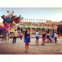 Photo taken at Plaza de la Remonta by Kristeen C. on 6/29/2013