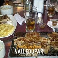 Photo taken at Quile Steak Delicias De Novillo by Jesús Alfonso R. on 9/13/2013