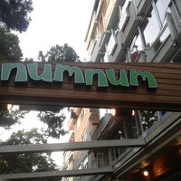 Photo taken at numnum by Alper A. on 7/27/2013