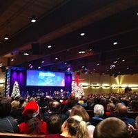 Photo taken at Beaverton Foursquare Church by Jessie L. on 12/12/2013