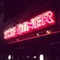 Photo taken at The Diner by Sebastian O. on 10/23/2014