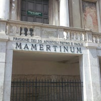 Photo taken at Carcere Mamertino by Vasilina K. on 8/14/2012