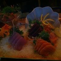 Photo taken at Sushi Yama by Adrian C. on 4/23/2013