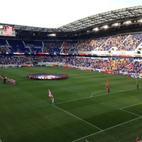 Photo taken at Red Bull Arena by John D. on 6/1/2013