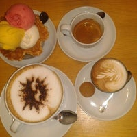 Photo taken at Costa Coffee by Mona M. on 11/10/2013