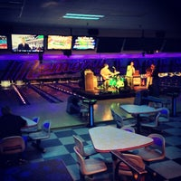 Photo taken at Memory Lanes and the Flashback Cafe by Ann E. on 4/21/2013