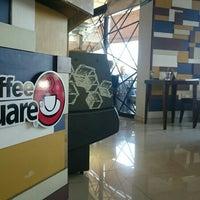 Photo taken at Coffee Square by Eduardo O. on 11/6/2015