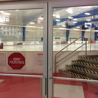 Photo taken at Rockville Ice Arena by A.J. G. on 12/31/2013
