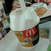 Photo taken at McDonald's by Aiga K. on 6/26/2014