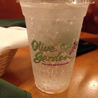 Photo taken at Olive Garden by Kirsten A. on 4/23/2013