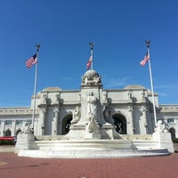 Photo taken at Union Station by Miriam L. on 5/5/2013