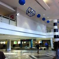 Photo taken at Birmingham-Shuttlesworth International Airport (BHM) by Jeff G. on 10/15/2012