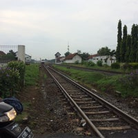 Photo taken at Stasiun Kroya by Nur K. on 7/12/2016