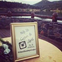 Photo taken at Evergreen Lakehouse by Brian M. on 7/13/2015