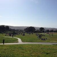 Photo taken at Fort Mason by Karin Z. on 3/16/2013