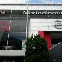 Photo taken at Nissan Martadinata by Fernando P. on 4/19/2013