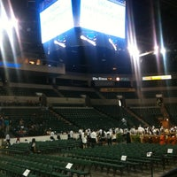 Photo taken at Sun National Bank Center by Sruthi S. on 6/21/2013
