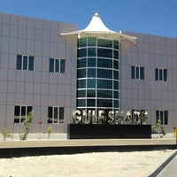 Photo taken at Gulf Shade HQ by Yusuf N. on 7/7/2013