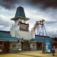 Photo taken at Dorney Park & Wildwater Kingdom by ☈ | 2 on 9/29/2012