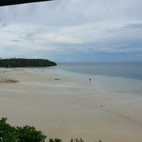 Photo taken at Santiago Bay Resort by Cholo B. on 3/14/2014