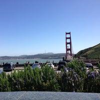 Photo taken at Vista Point by Angela Y. on 4/8/2013