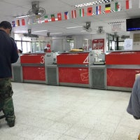 Photo taken at Rong Mueang Post Office by Thorng V. on 5/31/2016