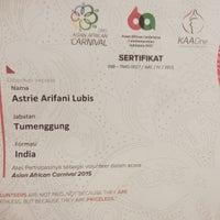Photo taken at Fakultas Hukum by Astrie Arifani L. on 6/3/2015
