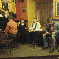 Photo taken at Café Etage by Michal V. on 2/21/2016