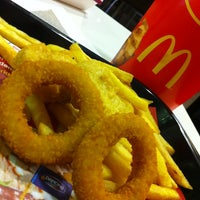 Photo taken at McDonald's by Sinem K. on 4/13/2013