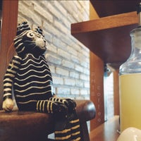 Photo taken at PH1b coffee bar by Yume P. on 3/13/2016
