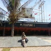 Photo taken at Kapal PLTD Apung by Mira A. on 4/7/2013