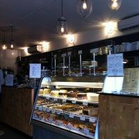 Photo taken at Trafiq Café & Bakery by Celeste M. on 1/19/2013