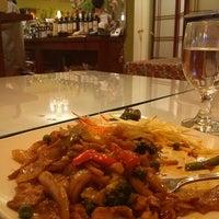 Photo taken at Mukda Thai Cuisine by Kyle J. on 6/24/2013