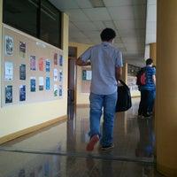 Photo taken at Universidad Latinoamericana de Ciencia y Tecnología (ULACIT) by Javier C. on 9/17/2013