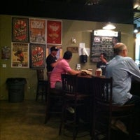 Photo taken at Good People Brewing Company by Stewart J. on 6/16/2013