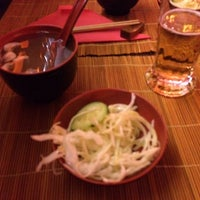 Photo taken at Wasabi Sushi by Carlo F. on 1/25/2014