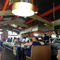 Photo taken at Norm's Restaurant by Kayezee L. on 5/11/2013