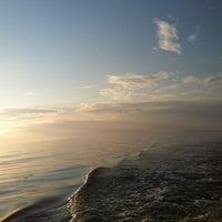 Снимок сделан в Ягринский пляж пользователем Lenoosya 6/9/2013