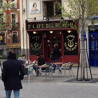 Photo taken at Café del Real by Juan Francisco M. on 4/7/2013