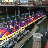 Photo taken at California Screamin' by Lauren N. on 4/28/2013