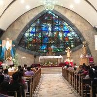 Photo taken at San Ildefonso Parish by Kules S. on 6/9/2013