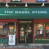 Photo taken at The Bagel Store by TheBagelStore on 8/1/2015