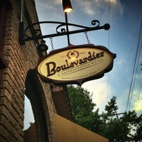Photo taken at Boulevardier by Andy H. on 7/14/2013