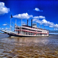 Photo taken at Steamboat Natchez by Timothy M. on 6/2/2013