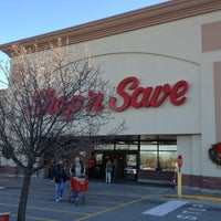 Photo taken at Shop N Save by Dirk B. on 12/22/2012