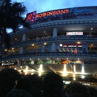 Photo taken at Robinsons Place Manila by Tetsuo N. on 7/3/2013