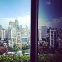 Photo taken at The Westin Grande Sukhumvit, Bangkok by Issaree P. on 6/28/2013