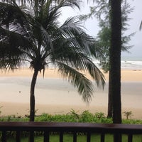 Photo taken at Apsaras Beach Resort And Spa Phang Nga by Diana P. on 10/2/2016