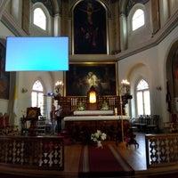Photo taken at Sv. Marijas Magdalēnas baznīca by Nick S. on 8/28/2016