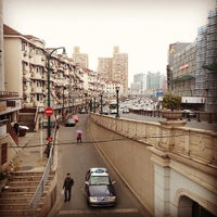 Photo taken at Ni Cheng Qiao by Alex Nien-Yi H. on 3/8/2014
